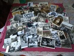 Több, mint 200 régi fénykép, zömmel kordokumentum