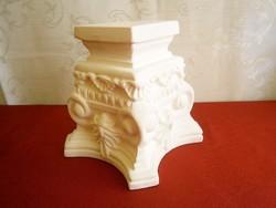 Barokk stílusú szobor talpazat
