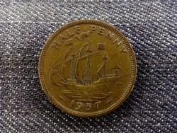 Anglia VI. György 1/2 Penny 1937/id 8760/