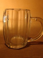 Régi söröskorsó 0,3 L