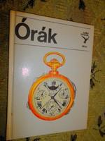 Kolibri könyv sorozatból : Órák