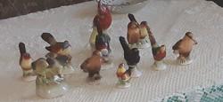 Bodrogkereszturi madarak.