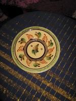 kerámia tál, tányér,  25,5 cm (70)