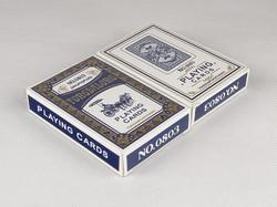 0X854 Tongdalong póker kártya 2 pakli