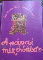 Gyurkovics- schéner: A pápai mézesbábos Móra 1973., ajánljon!