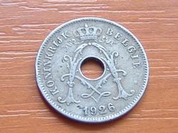 BELGIUM BELGIE 10 CENTIMES 1926 #