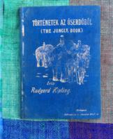 Kipling Dzsungel Könyve 1906-os illusztrált kiadása