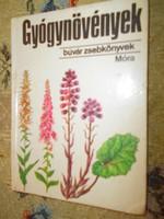 Gyógynövények Búvár  könyv sorozatból