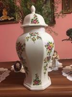Lichte GDR fedeles váza