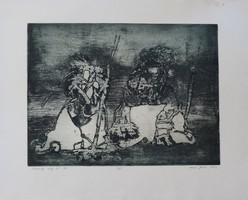 Makó Judit: (1954 - ): Az éjszaka zenéje 1981