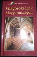 Világörökségek Magyarországon Kossuth kiadó, ajánljon