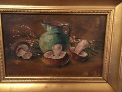 Nickolson  1910 - olajfestmény