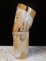 Segesdi Bori különleges kerámia váza