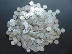 600 darab alumínium 20 fillér LOT !!!