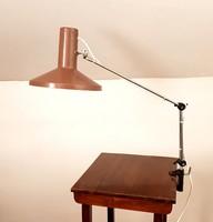 Szarvasi Retro állítható forgatható asztali lámpa