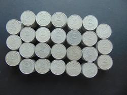 260 darab alumínium 2 pengő LOT !!!
