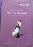Hauck: Mitől jó a házasság? Park kiadó, ajánljon!