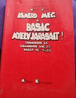 Ismerd meg a basic nyelvjarasait műszaki kiadó 1986., Ajánljon!