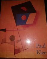 Paul klee művészeti album absztrakt festészet, angol nyelvű, ajánljon!