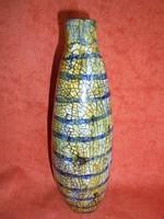 Ritka Izsépy kerámia váza