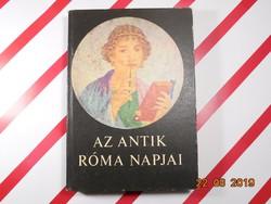 Az antik Róma napjai