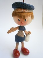 Foky Ottó Tunsgram figura 12 cm