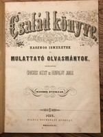 Hunfalvy, Greguss - CSALÁD KÖNYVE - 2. évfolyam - 1856!