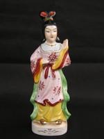 Japán Occupied porcelán lány