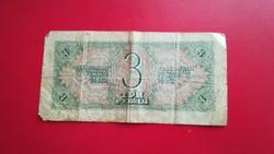 1938-as 3 Rubel