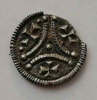 II.István ezüst dénár