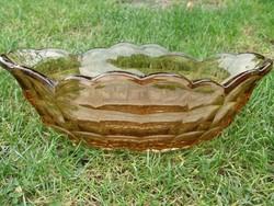 Antik Üveg Asztalközép kínáló