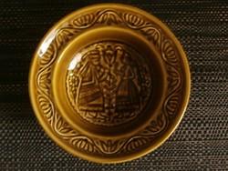 Gránit kerámia tányér