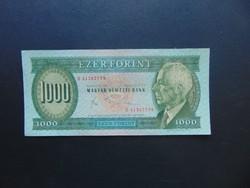 1000 forint 1983 B Szép ropogós bankjegy