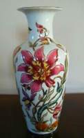 27 cm Zsolnay váza hibátlan porcelán