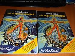 David Icke: ...és az igazság felszabadít I.-II.2006-2007.7000.-Ft