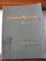 Műszaki katalógus 1902.