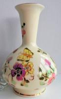 Zsolnay pillangó váza régi retro
