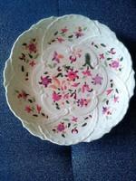 30 cm Zsolnay falitányér tál porcelán régi