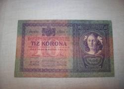 10 koronás 1904 évjárat Ritka kép szerint