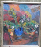 Great predecessor oil painting