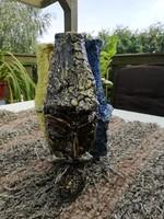 Kerámia Emberarcos Váza