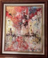 Bíró Konrád festmény