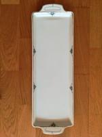 2 db elegáns, eredeti, hibátlan TK Thun kínálótál asztalközépre