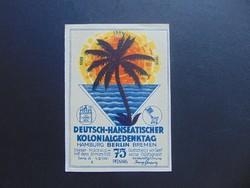 75 pfennig 1922 Németország