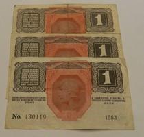 1 korona