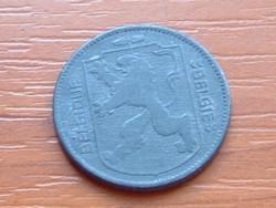 BELGIUM BELGIQUE - BELGIE 1 FRANK 1943 WW II CINK