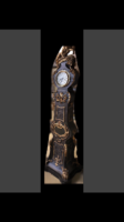 Gyönyörű öntött gyanta Álló óra