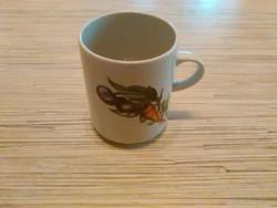 Német Willeroy Boch porcelán kávés csésze, bögre