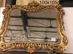 Arany florentin tükör