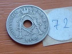 BELGIUM BELGIE 10 CENTIMES 1930 CSILLAGGAL 72.